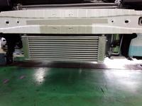 羽村市Rmc ZN6 86 HPI EVOLVE 高性能サイドターン式 アルミオイルクーラーキット取付