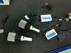 羽村市Rmc ZN6 86 フォグランプLED化 RG LED FOG 6500K キット取付