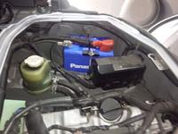 所沢市Y様 S321V ハイゼット 車検 車検整備作業