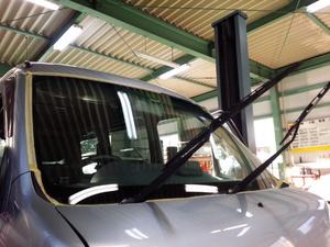 所沢市Y様 S321V ハイゼット G'ZOXハイパービューウインドウ撥水コーティング施工