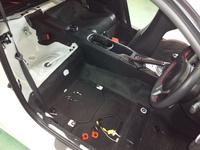 羽村市Rmc ZN6 86 RECARO RS-G SK2 シート取付 LegSport ベルトアンカー取付