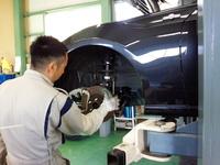 日の出町O様 弊社販売車 ZN6 86 GT 法定12か月点検整備 オイル交換