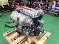 東大和市M様 NA8C ロードスター リビルトエンジン載せ替え作業