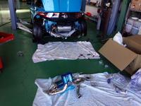あきる野市T様 JW5 S660 柿本改 Class KR 車検対応マフラー交換