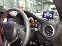 羽村市 Rmc zn6 86 GT LTD YUPITERU 指定店モデル レーダー探知機 Z250Csd OBD12-M 取付