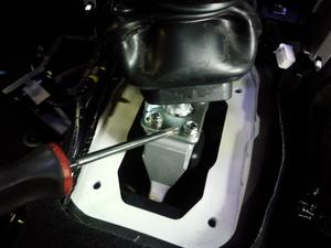 羽村市 Rmc zn6 86 GT LTD シフトレバー リバースチェック調整