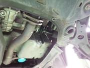 奥多摩町W様 YB11S SX-4 リビルトドライブシャフトASSY交換作業