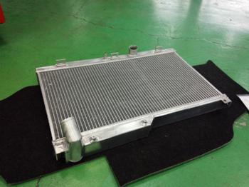 FD3S HPI EVOLVE ワイド2層アルミラジエーター