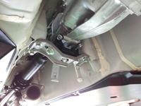 羽村市Rmc ZN6 86 CUSCO ミッションマウントカラー 取付作業