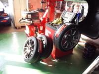 立川市A様 ZC32S スイフトスポーツ ADVAN Racing RZⅡ &BS POTEMZA RE-71R