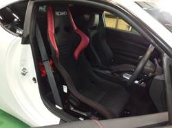 羽村市Rmc ZN6 86 RECARO RS-G SUPER STARK NU 500脚限定 フルバケットシート取付