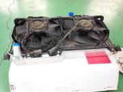 青梅市Y様 弊社販売車 H13 6型 FD3S RX-7 HPI EVOLVE アルミワイド2層ラジエーター取付