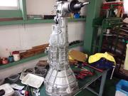 八王子市K様 S15 シルビア スペックR NISMO 6速クロスミッションOH 作業