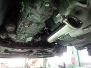 青梅市Y様 弊社販売車 H13 6型 FD3S RX-7 RE雨宮 パワーエキスパンダー フロントパイプ交換