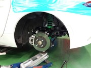 青梅市K様 ND5RC ロードスター TEIN FLEX Z 車高調取付作業