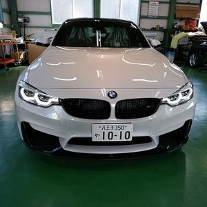 NEWデモカー BMW F80 M3 LCIモデル 納車!