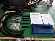 小平市H様 ZC32S スイフトスポーツ TRUST GReddy STD オイルクーラーキット取付作業