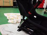 小平市H様 ZC32S スイフトスポーツ RECARO RS-G GK BK フルバケットシート 取付