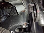 日野市I様 ZVW30 PRIUS リジカラ クロスメンバーカラー取付 アライメント測定&調整