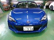 羽村市A様 新車 ZC6 BRZ Rmcガラスコーティング施工