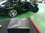府中市N様 FD3S RX-7 YUPITERU 指定店モデル レーダー探知機 Z180R ¥32400- 取付