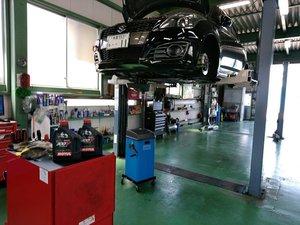 小平市H様 ZC32S スイフトスポーツ MOTUL 300V HIGH RPM 0W20 ¥3600-/1L エンジンオイル交換