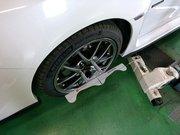 あきる野市S様 VAB WRX STI アライメント測定&調整作業