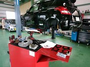 小平市H様 ZC32S スイフトスポーツ R'S リヤキャンバーシム大盛 取付作業