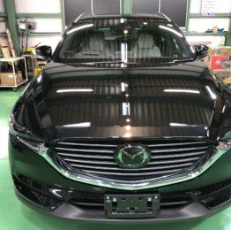 羽村市S様KG2PCX-8G' ZOXリアルガラスコート施工作業完了‼️
