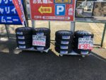 目玉商品‼️軽自動車用スタッドレスタイヤ&ホイールセット大特価で販売中‼️