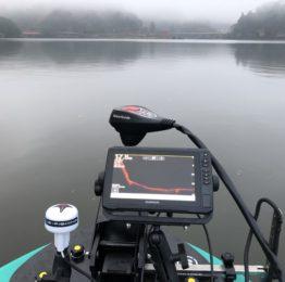 冬の亀山湖バス釣り🎣
