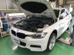 青梅市T様BMWF30320dM sportエアバッグリコール作業‼️