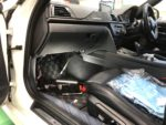 青梅市T様BMWF30320dMsport車検整備作業❗️