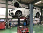 BMWF22M235クーペ弊社販売車が届いた為点検しました❗️長野県Y様BMWF22M235クーペ