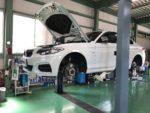BMWF22M235iクーペ法定12ヶ月点検整備エンジンオイル交換他❗️長野県Y様弊社販売車🚗BMWF22M235iクーペ