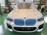 BMWG01X3Xdrive20dMsport Hi-MOHS COAT THE NEOハイエンドガラスコーティング施工‼️デモカーBMWG01X3Xdrive20dMsportアルピンIII