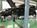 SUBARUBEEレガシィB4車検整備作業❗️ブレーキパッド交換ブレーキフルード交換