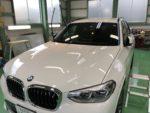 BMWG01X3Msport G'ZOXハイパービューウィンドウ撥水コーティング施工作業❗️