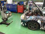 EK9CIVIC type車検整備作業❗️