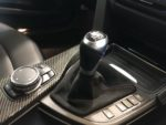 BMWF82M4 6MT Mperformance アルカンタラシフトノブセット取付作業❗️