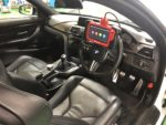 BMWF82M4 6MT デイライト他コーディング Snap-onMTG5000