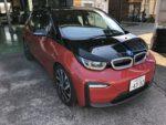 BMWI01i3レンジエクステンダー ディーラー試乗車を3泊4日でお借りしてます❗️BMW最新EV車🚗