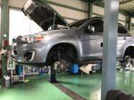 GA4W RVR 車検整備作業❗️練馬区N様GA4WRVR車検