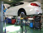BMW F82M4 6MT 車高調取付 ビルシュタイン クラブスポーツ2WAY車高調取付❗️BILSTEIN CS 2WAY車高調取付