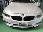 FSW富士スピードウェイレーシングコーススポーツ走行の準備❗️デモカー BMWF82M46MT