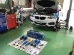 BMWF22M235iクーペ BILSTEIN B16 車高調キット取付❗️長野県Y様 BMWF22M235iクーペ