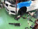 BMWF22M235iクーペ BILSTEIN B16 車高調取付❗️長野県Y様 BMWF22M235iクーペ