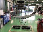 BMWF22M235iクーペ Mperformanceparts ブラックキドニーグリル取付❗️長野県Y様BMWF22M235iクーペ