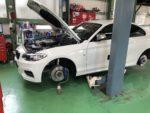 BMWF22M235iクーペ ブレーキフルード交換❗️MOTUL RBF660 ブレーキフルード交換