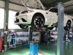 BMWF87M2 エンジンオイル交換❗️武蔵村山市K様 BMWF87M2